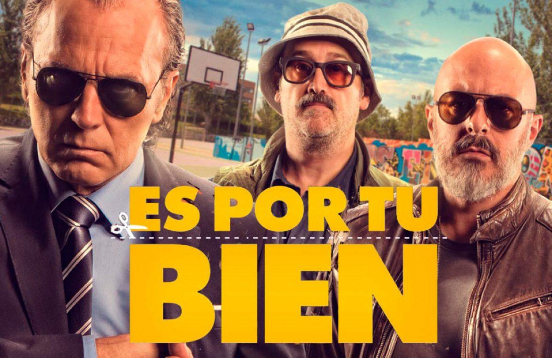 Cartel es por tu bien cartelera cines Tres Cantos