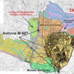Mapa el TAgarral