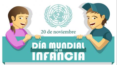 Dia Mundial de la infancia en TRes Cantos