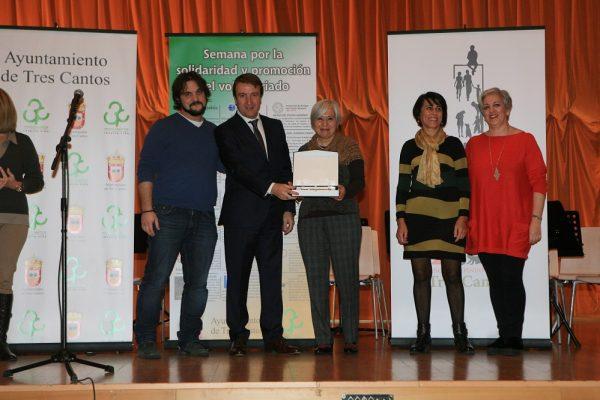 Premios voluntarios de Tres Cantos
