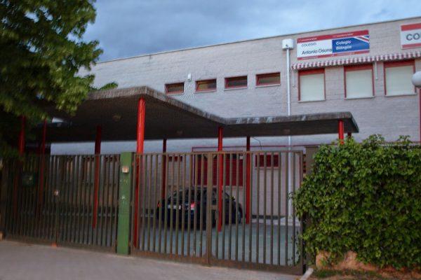Ruta colegio Antonio Osuna de Tres Cantos