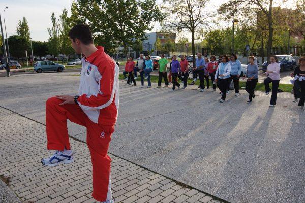 Convenio deportivo con comunidad de Madrid