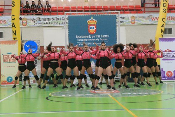 Campeonato Let´s Move 2017 en Tres Cantos