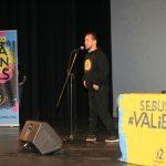 El Langui en la Jornada contra el acoso escolar