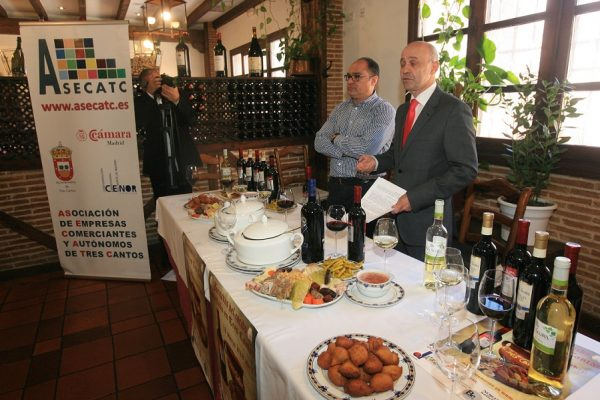 Primeras Jornadas del Cocido Madrileño en Tres Cantos