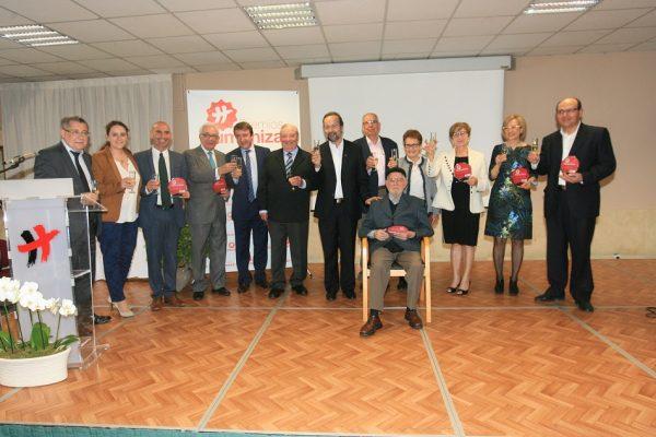Entrega Premios Humanizar en Tres Cantos
