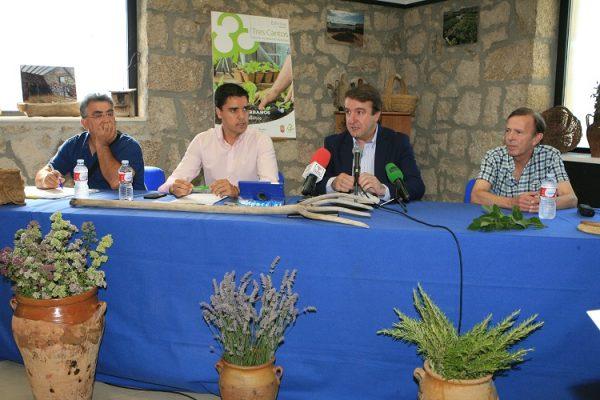 El Ayuntamiento pone en marcha el proyecto de los Huertos Urbanos Familiares de Tres Cantos