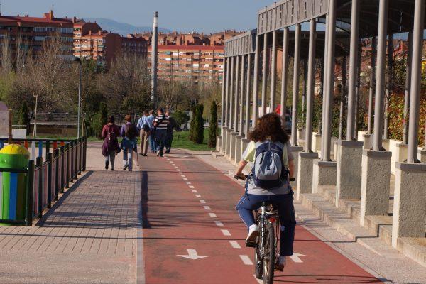 Tres Cantos se adhiere a la 'Red de Ciudades por la Bicicleta'
