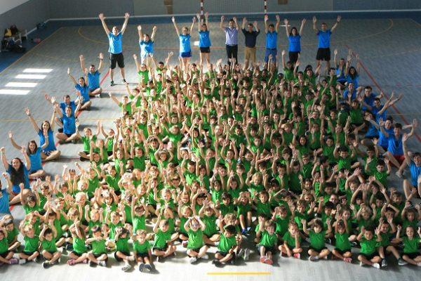 Summer Sports Camp para niñas y niños en Tres Cantos