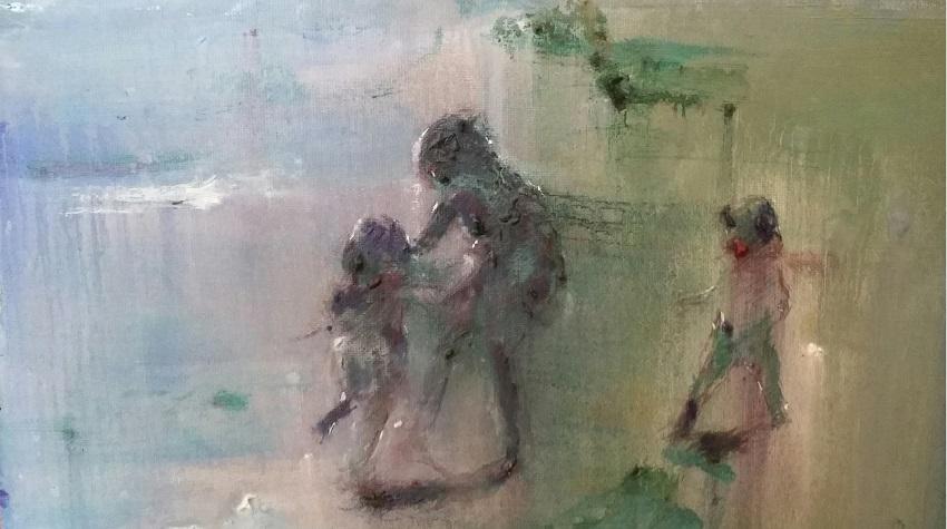 Fiz dom nguez artista tricantino expone en nueva york - Obra nueva tres cantos ...