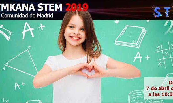 Gymkana STEM en Tres Cantos