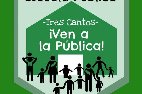 Plataforma por la escuela publica