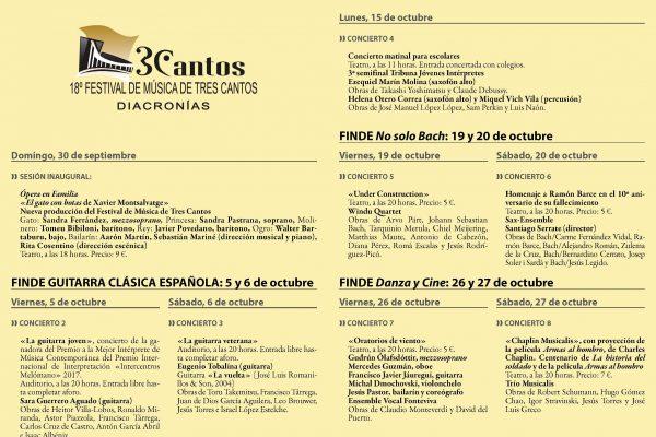 Festival de Música de Tres Cantos