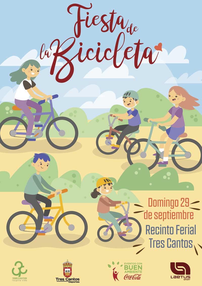 Fiesta de la Bicicleta en Tres Cantos 2019