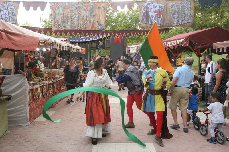 Mercado Medieval de Tres Cantos