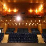 Nueva iluminación y patio de butacas en el Teatro municipal de Tres Cantos