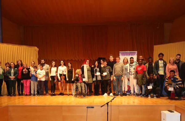 Premios Jóvenes Excelentes de Tres Cantos 2018