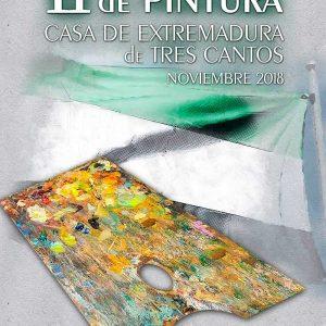 Concurso de pintura de la Casa de Extremadura