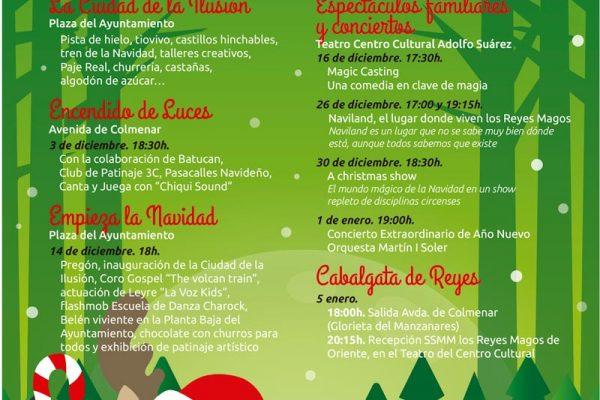 Arranca la Navidad con la Ciudad de la Ilusión de Tres Cantos