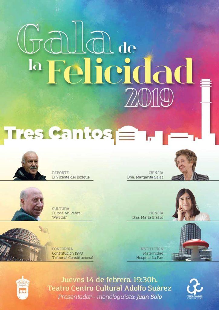 Gala Felicidad 2019