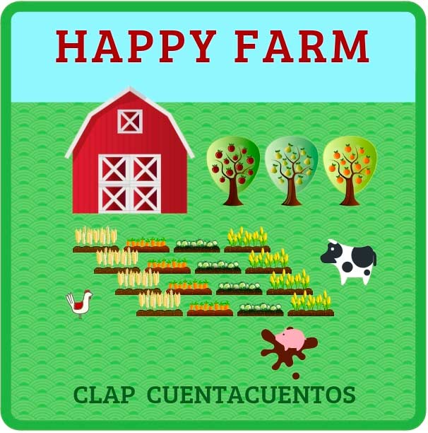 The story time: Happy farm