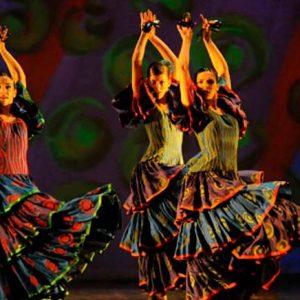 Danza española en Gala
