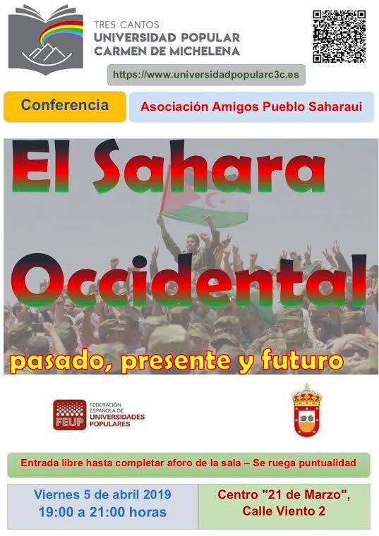 Conferencia sobre El Sahara Occidental