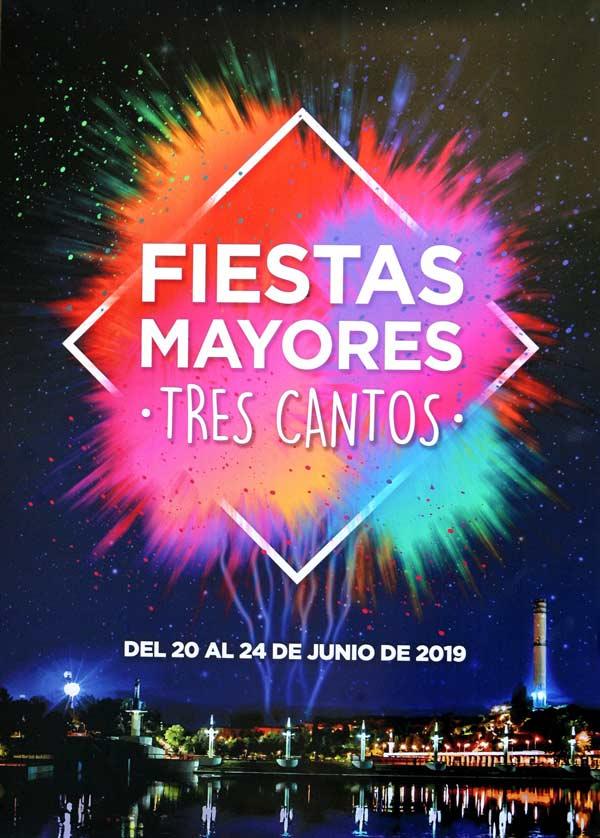 Ganadores concurso de carteles Fiestas de Tres Cantos