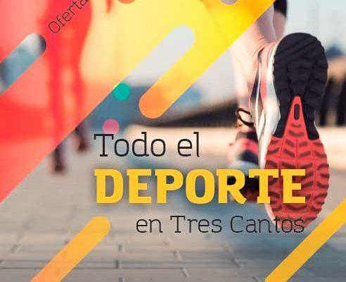Oferta deportiva 2019-2020 en Tres Cantos
