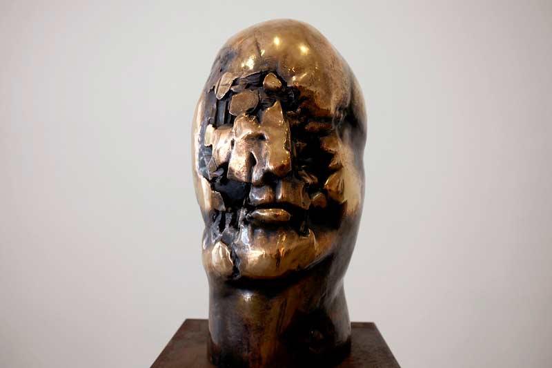 Exposición del escultor, pintor y poeta Rocco Incardona