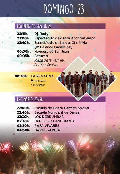 Fiestas Tres Cantos 2019