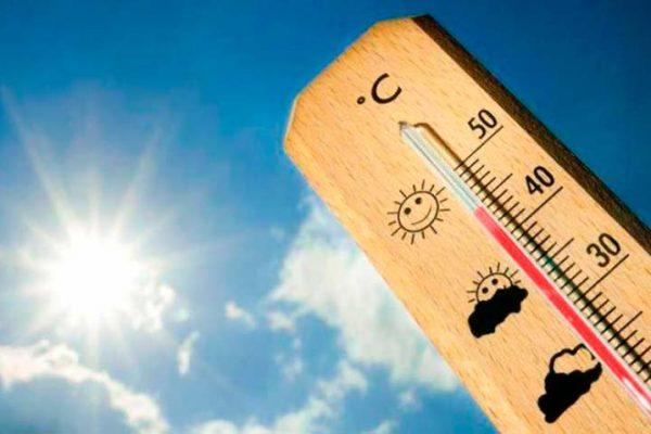 Plan de alertas por altas temperaturas