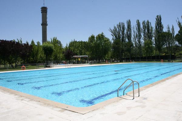 Apertura piscinas de verano en Tres Cantos