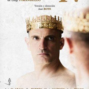 Teatro: Enrique IV, de Luigi Pirandello