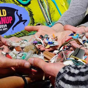 World Cleanup Day Tres Cantos