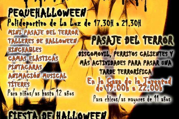 Halloween en Tres Cantos