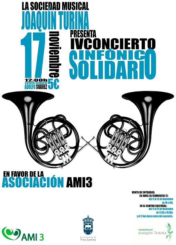 Concierto sinfónico: Sociedad musical Joaquín Turina
