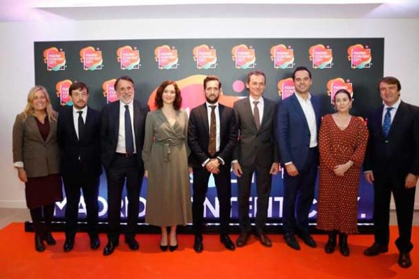 Madrid Content City une universidad e industria audiovisual en Tres Cantos