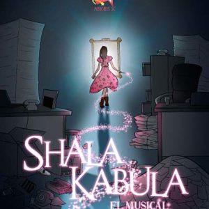 Shala Kabula, el musical