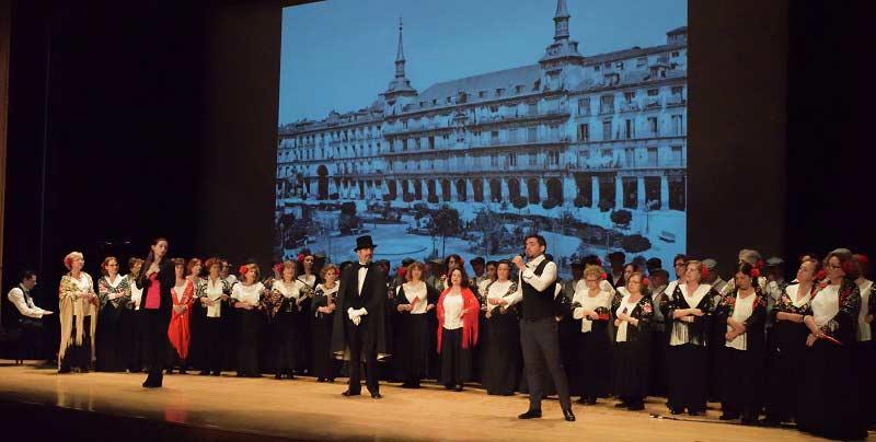Primer concierto Ciclo domingos de Coro
