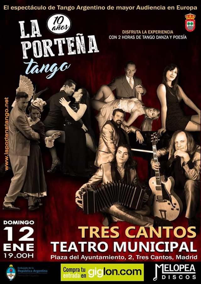 Tango: La Porteña Tango