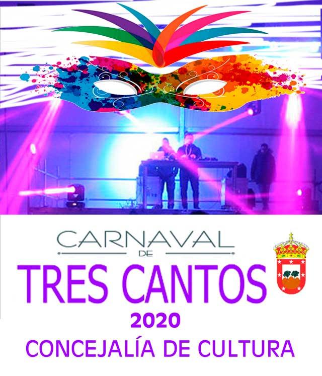 Carnaval 2020 en Tres Cantos