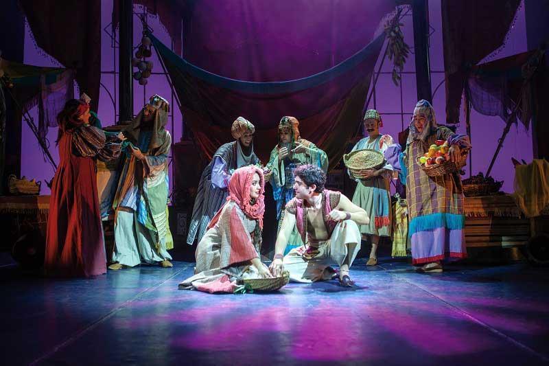 Espectáculo familiar: Aladín, un musical genial