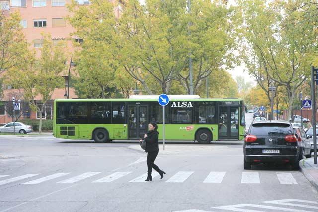 Medidas extraordinarias transporte público en Tres Cantos
