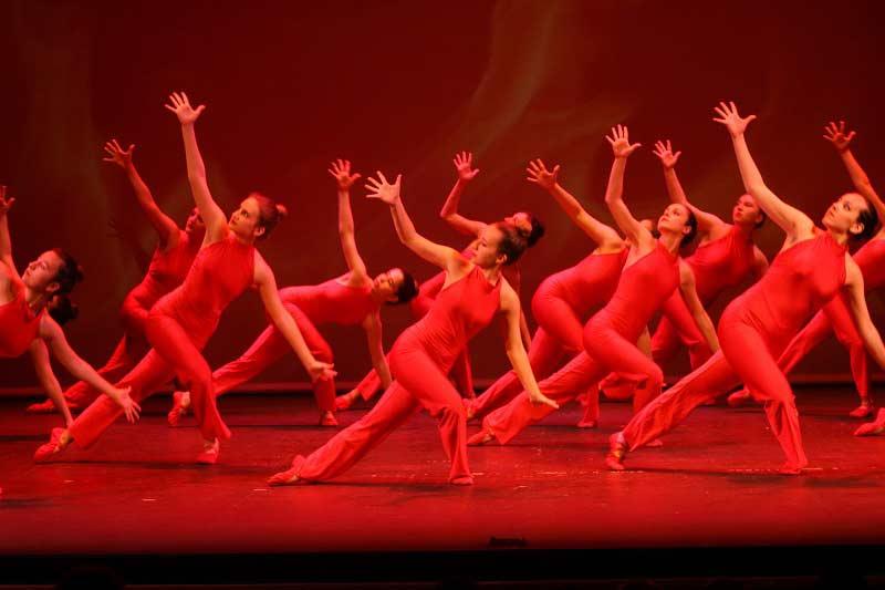 Gala de Primavera de la Escuela Municipal de danza