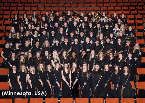 Concierto especial 21 de Marzo: Banda Farmington H.S.
