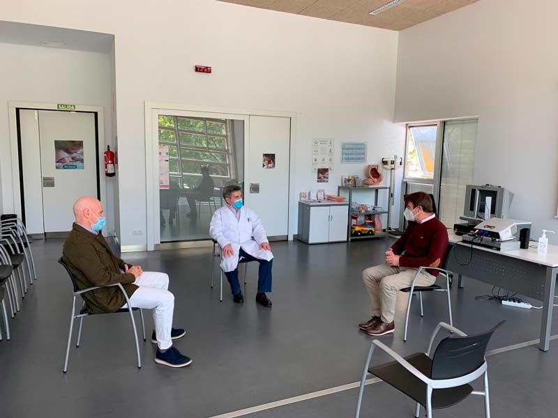 Colaboración Ayuntamiento y Centros de Salud de Tres Cantos
