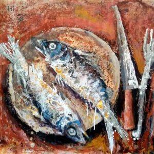 Exposición de pintura: Borja Guijarro