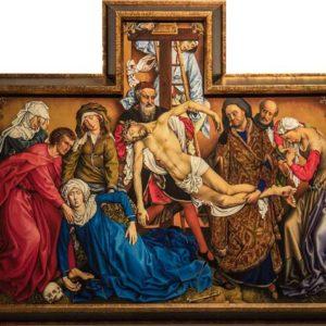 Pintura religiosa y códices