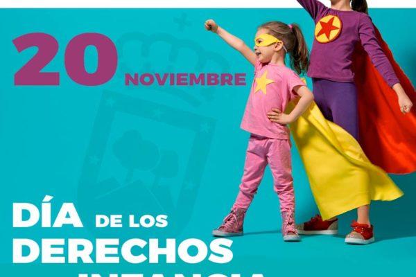Mes de los derechos de la Infancia y la Adolescencia en Tres Cantos